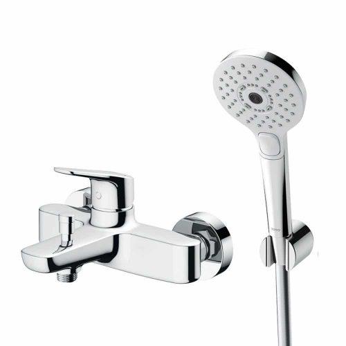 Vòi Sen Tắm TOTO TBG03302V/TBW01010A 3 chế độ