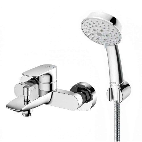 Vòi Sen Tắm TOTO TBG04302V/TBW03002B 5 chế độ